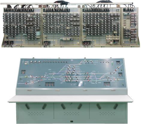 継電連動装置