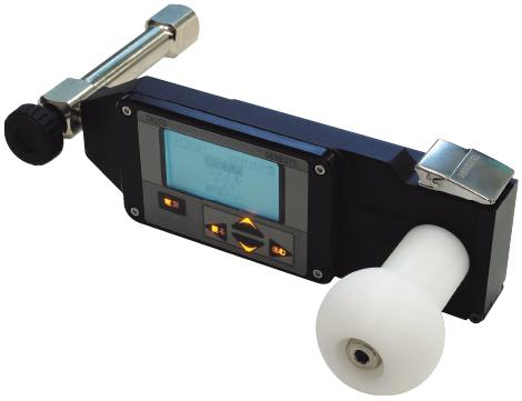 転てつ機動作試験器 (トルクメーター)