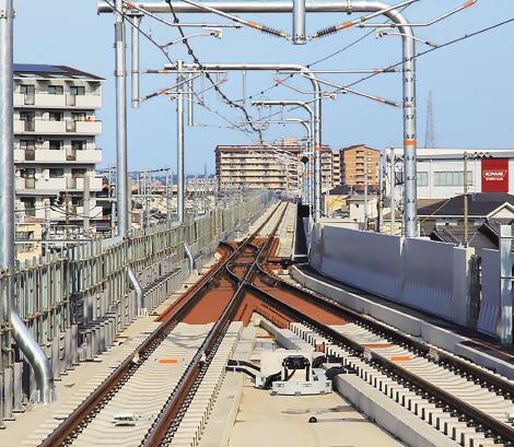 電車線関連製品